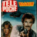 Tom Selleck - Tele Poche Magazine Cover [France] (24 February 1982)