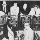 """Phil Silvers in the broadway musical """"Do-Re-Mi"""" 1960"""