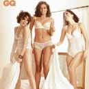Ildi Silva, Emanuelle Araújo, Bruna Linzmeyer - GQ Magazine Pictorial [Brazil] (August 2012) - 454 x 566