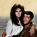 Raquel Welch and Dean Martin