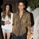 Halle Berry: celebrated her 46th birthday at the Little Door club in Los Angeles