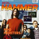 David Grohl, Taylor Hawkins, Nate Mendel, Chris Shiflett, Pat Smear - Metal&Hammer Magazine Cover [Poland] (December 2014)