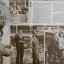 Claudia Cardinale - Cine en 7 dias Magazine Pictorial [Spain] (16 November 1963)