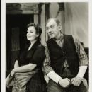 JUNO Original 1959 Broadway Cast Starring Shirley Booth and Melvyn Douglas - 442 x 550