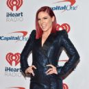 Sharna Burgess – 2018 iHeartRadio Music Festival in Las Vegas - 454 x 598