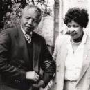 Winnie Mandela and Nelson Mandela - 454 x 330