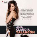 Ana Claudia Talancón- Actual Magazine Mexico February 2013