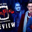 Tanz Der Vampire Original 1997 Cast Starring Filippo Strocchi - 454 x 255