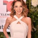 Edith Gonzalez- Telemundo NATPE Party Red Carpet Arrivals - 454 x 807