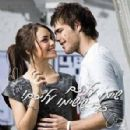 Peter Lanzani and Mariana Esposito