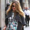 Blake Lively Street Style Out and About In New York City