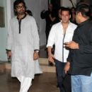 Salman Khan at At Farah Khan's House Warming Bash!