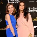 "Ashley Greene attends the ""Skateland"" film premiere at the Arclight Theater on May 11, 2011 in Hollywood, California"