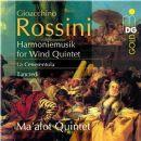 Gioachino Rossini - Harmoniemusik for Wind Quintet: La Cenerentola / Tancredi (Ma'alot Quintet)