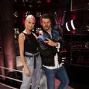 Lena Gercke – The Voice of Germany Promos - 454 x 681