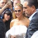 Jennifer Lopez – Greeting fans at the Toronto International Film Festival