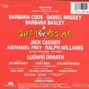 She Loves Me Original 1963 Broadway Cast Starring Barbara Cook - 454 x 381