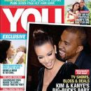 Drew Barrymore, Kim Kardashian - You Magazine Pictorial [South Africa] (17 January 2013)