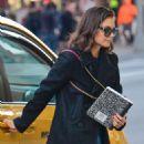 Katie Holmes – Out in Manhattan