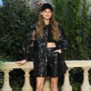 Kristine Froseth attends the Chanel Haute Couture Spring Summer 2019 show as part of Paris Fashion Week on January 22, 2019 in Paris, France - 400 x 600