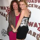 "Becki Newton - Celebrity At The ""Broadway Backwards 4"" Benefit Concert Benefiting The LGBT Community Center In New York, 09.02.2009."