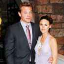 Elizabeth Hendrickson and Billy Miller