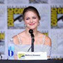 Melissa Benoist – Comic-Con International 2016 - 'Supergirl' Special Video Presentation And Q&A - 454 x 393