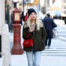 Ashley Benson – Out and about in NYC - 454 x 642