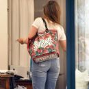 Sofia Vergara – Shopping with friends in Portofino