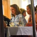 Natalie Portman at Tetou restaurant in Cannes - 454 x 386