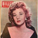 Susan Hayward - Billed Bladet Magazine Cover [Denmark] (10 May 1955)