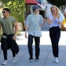 Sophie Turner–Out for lunch in West Hollywood