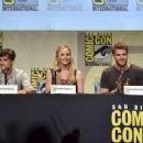 Liam Hemsworth-July 9, 2015-Comic-Con International-San Diego