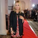 Laura Whitmore 2014 Scottish Fashion Awards In London