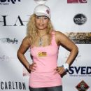 """Blu Cantrell - Glaza's New Collection """"Resurrection"""" Runway Show"""