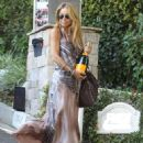 Faye Resnick at Vanessa BAby Shower