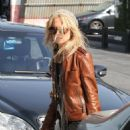 Rachel Zoe Shopping In Malibu, 3 April 2010