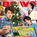 Kevin Jonas, Joe Jonas, Nick Jonas, The Jonas Brothers - Bravo Magazine Cover [Spain] (15 December 2009)
