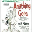 Anything Goes 1962 Broadway Revivel Starring Hal Linden