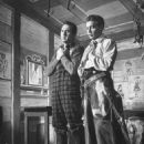 POOR JUD IS DAID. HOWARD DA SILVA WAS THE ORIGINAL JUD FRY IN THE 1943 MUSICAL ''OKLAHOMA!''