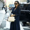 Shay Mitchell – Arrives at the launch of her new travel accessory brand in NYC