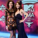 Halina Reijn and Carice Van Houten At The MTV Europe Music Awards 2013