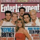 Britney Spears - Entertainment Weekly Magazine [United States] (5 March 1999)