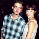 Jason Priestley and Christine Elise