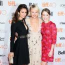 Actress Taissa Farmiga attends the