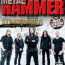Jens Johansson, Jörg Michael, Lauri Porra, Timo Kotipelto - Metal&Hammer Magazine Cover [Spain] (September 2015)