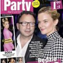 Monika Richardson, Zbigniew Zamachowski - Party Magazine Cover [Poland] (29 October 2012)