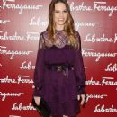 Hilary Swank at Ferragamo Event (3/27/2012)
