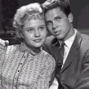 Tony Dow and Cheryl Holdridge