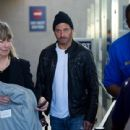 Josh Holloway-December 20, 2011-at LAX